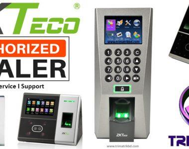 ZKTeco Authorised Dealer Bangladesh, Trimatrik