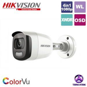 Hikvision DS 2CE10DFT F Bangladesh Trimatrik Hikvision Bangladesh Hikvisionbd Hikvision DS-2CE16D0T-IPECO 2MP Bullet Camera