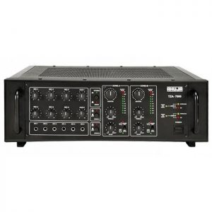 Ahuja TZA-7000 700Watts 2-Zone PA MIXER AMPLIFIERS