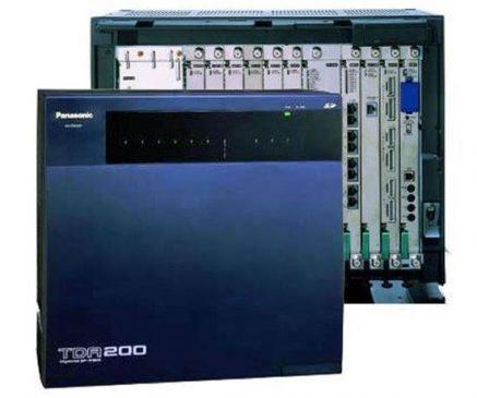 Panasonic KX TDA200 Bangladesh Trimatrik Panasonic KX-TDA200 Bangladesh, Trimatrik