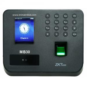 ZKTeco MB30 Bangladesh, ZKteco Bangladesh, Trimatrik