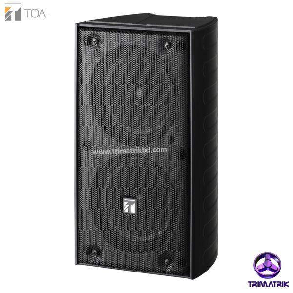 TOA TZ 206B Bangladesh Trimatrik Distributor TOA TZ-206 20Watts Column Speaker System