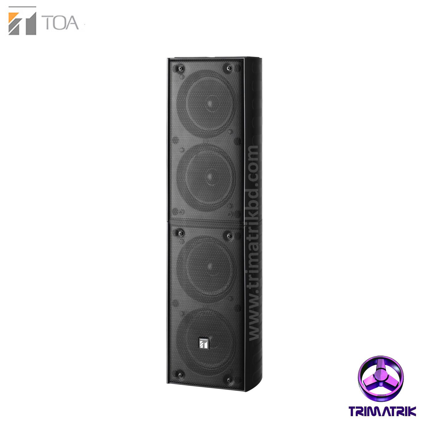 TOA TZ406B bd, distributor