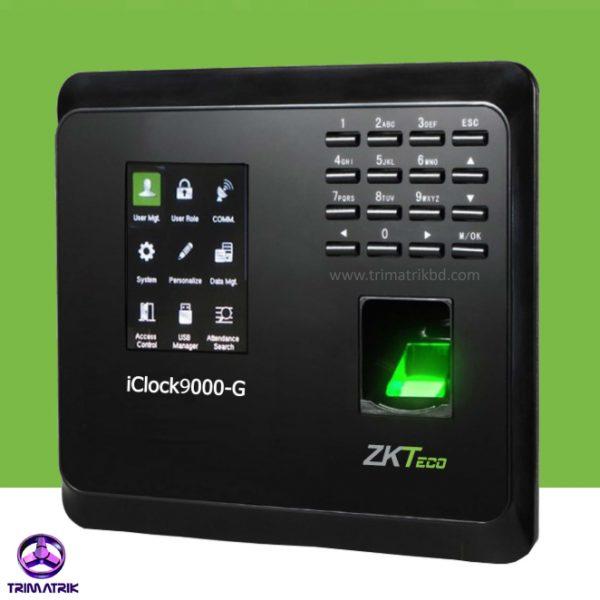 zkteco iclock 9000 g GSM Sim Supported Attendance