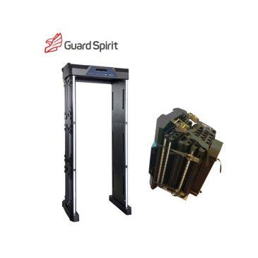Guard Spirit XYT2101 A8 Bangladesh Trimatrik GUARD SPIRIT XYT2101-A8 Portable Waterproof Walk Through Metal Detector With Battery Backup