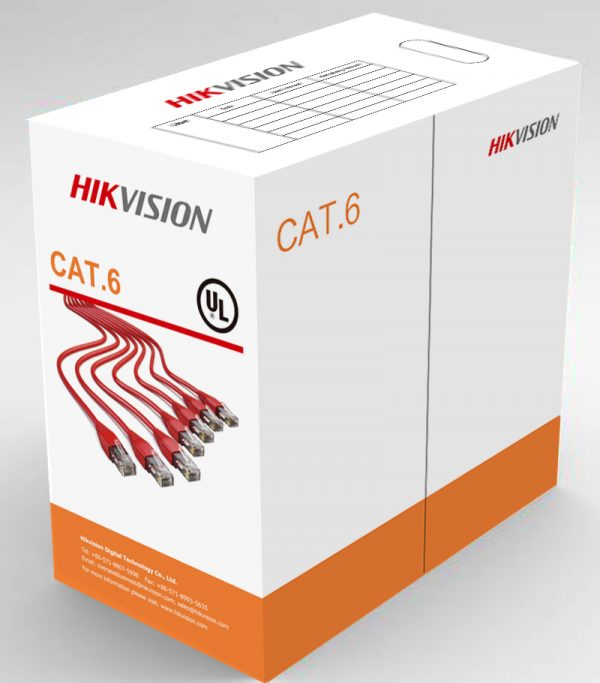HIKVision CAT6 Cable bd