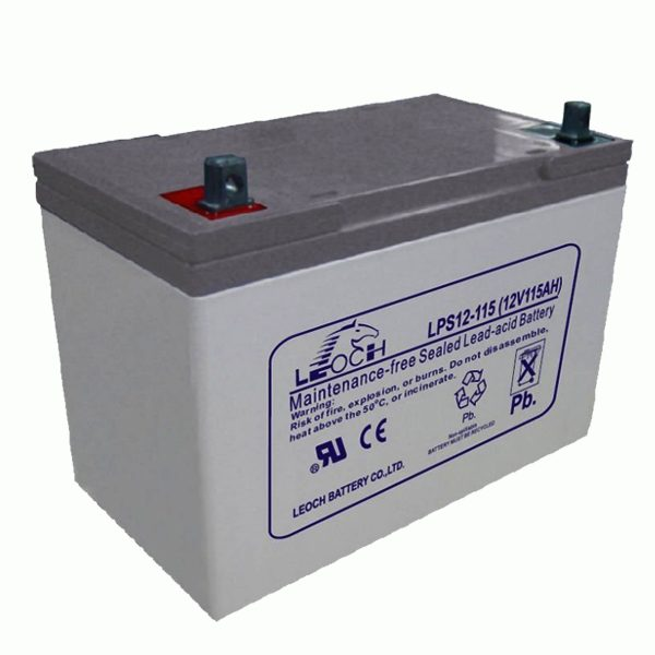 Leoch 9AMP Battery