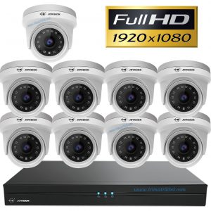Jovision 10 IP Camera Package