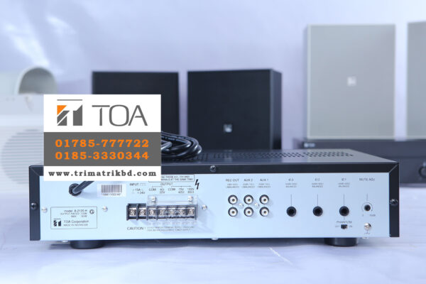 TOA A 2120 in BD