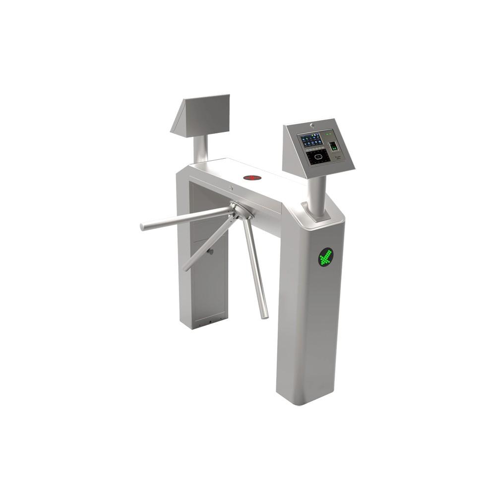 Zkteco TS2033 Biometric Fixed Arm Tripod Turnstile