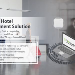 zkteco Wireless Hotel Management Solution bd 2020