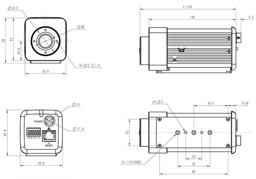 JVS FRT T9 Precise Temperature Measurement Thermal Imager1