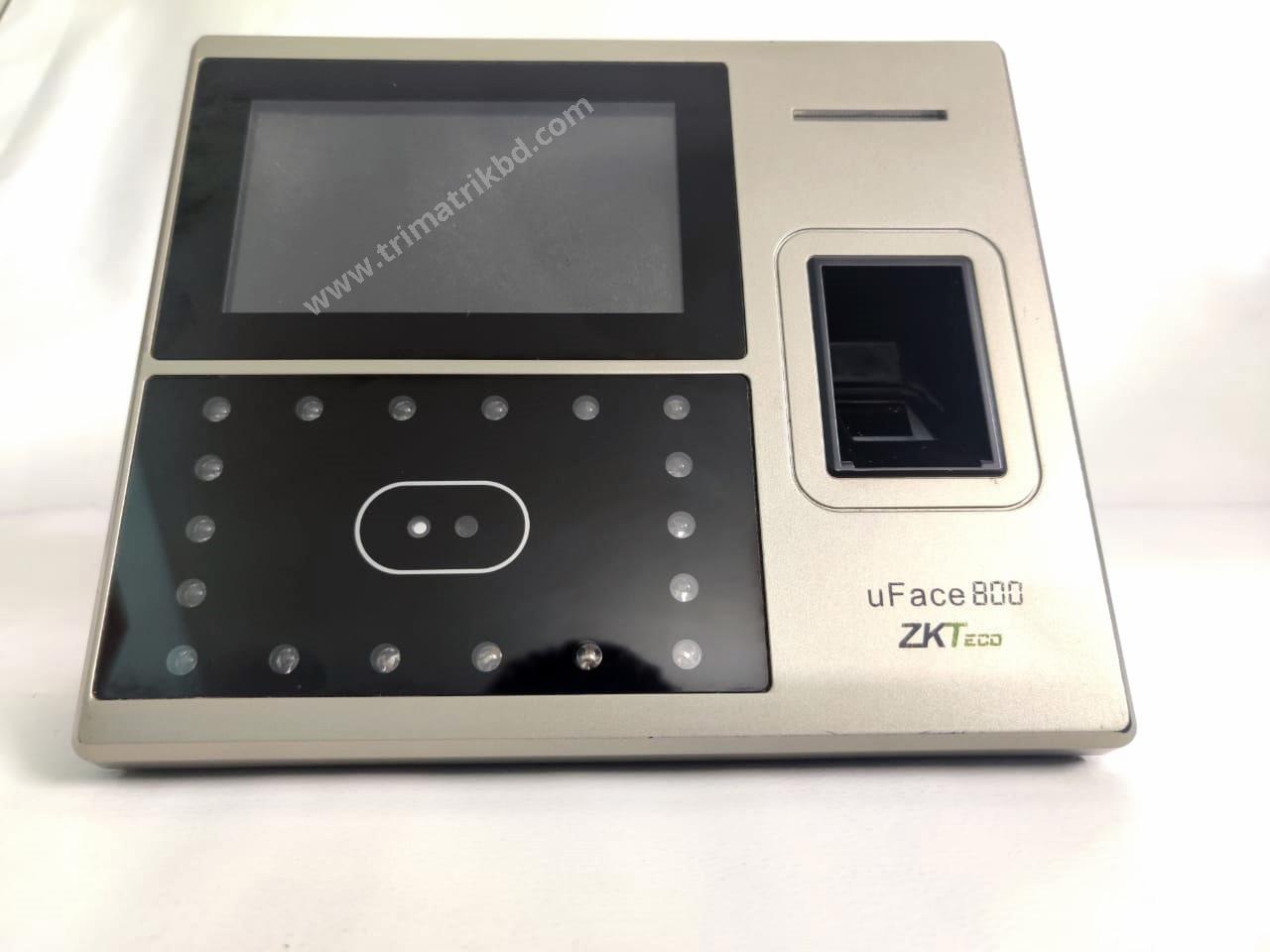 ZKTeco uFace 800 price in BD