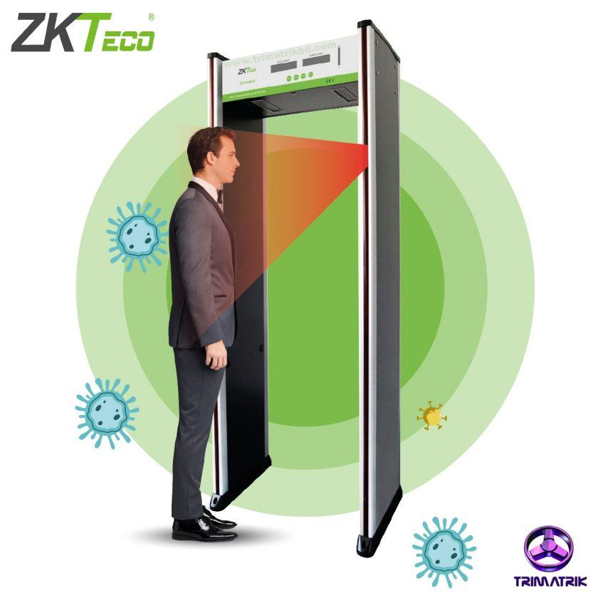ZKTeco ZK-D3180S (TD)
