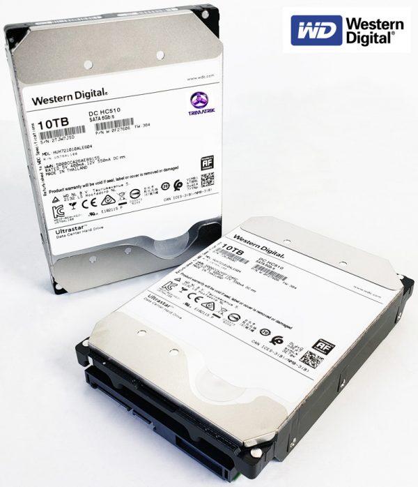 Western Digital 10TB HDD Bangladesh   Best Hard Drive (DC-HC510 Bangladesh