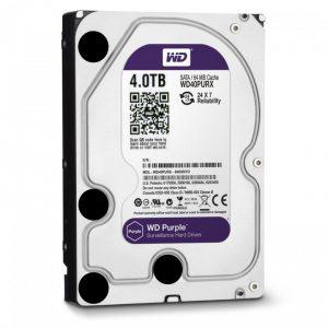 Western Digital 4TB Purple Surveillance Hard Disk Drive Bangladesh