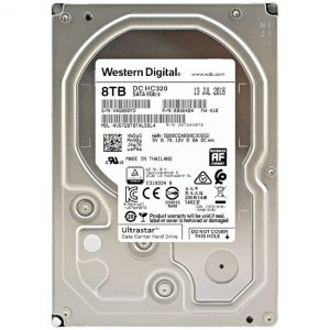 Western Digital 8TB Ultrastar Data Center Hard Drive (DC-HC320)