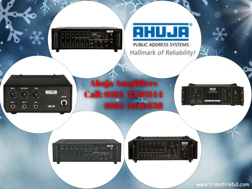 1000w amplifier price in bangladesh, Ahuja Amplifiers 2021