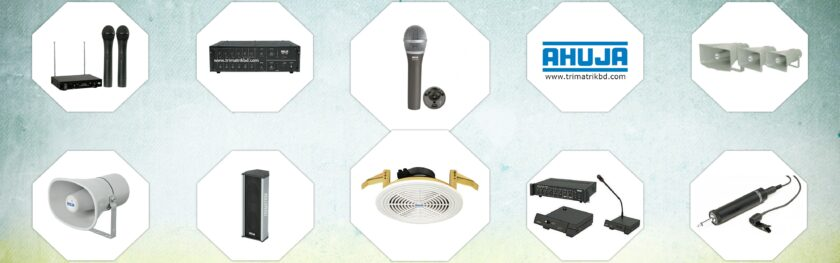 Ahuja Speaker price in Bangladesh