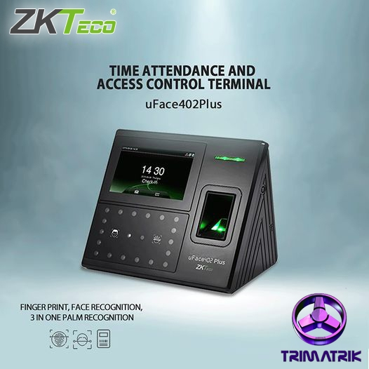 ZKTeco uFace 402 Plus in Bangladesh, ZKTeco uFace 402 Plus Price in Bangladesh