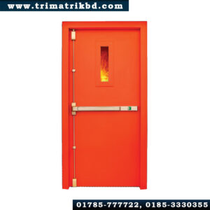FIRE RESISTANCE SINGLE DOOR - 3FT X 7FT