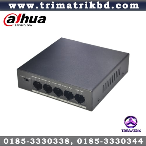 Dahua PFS3005-4P-58 Bangladesh