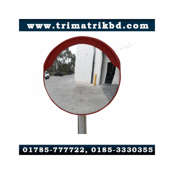 Convex 39 inch Indoor and Outdoor Parking Security Mirror in Bangladesh