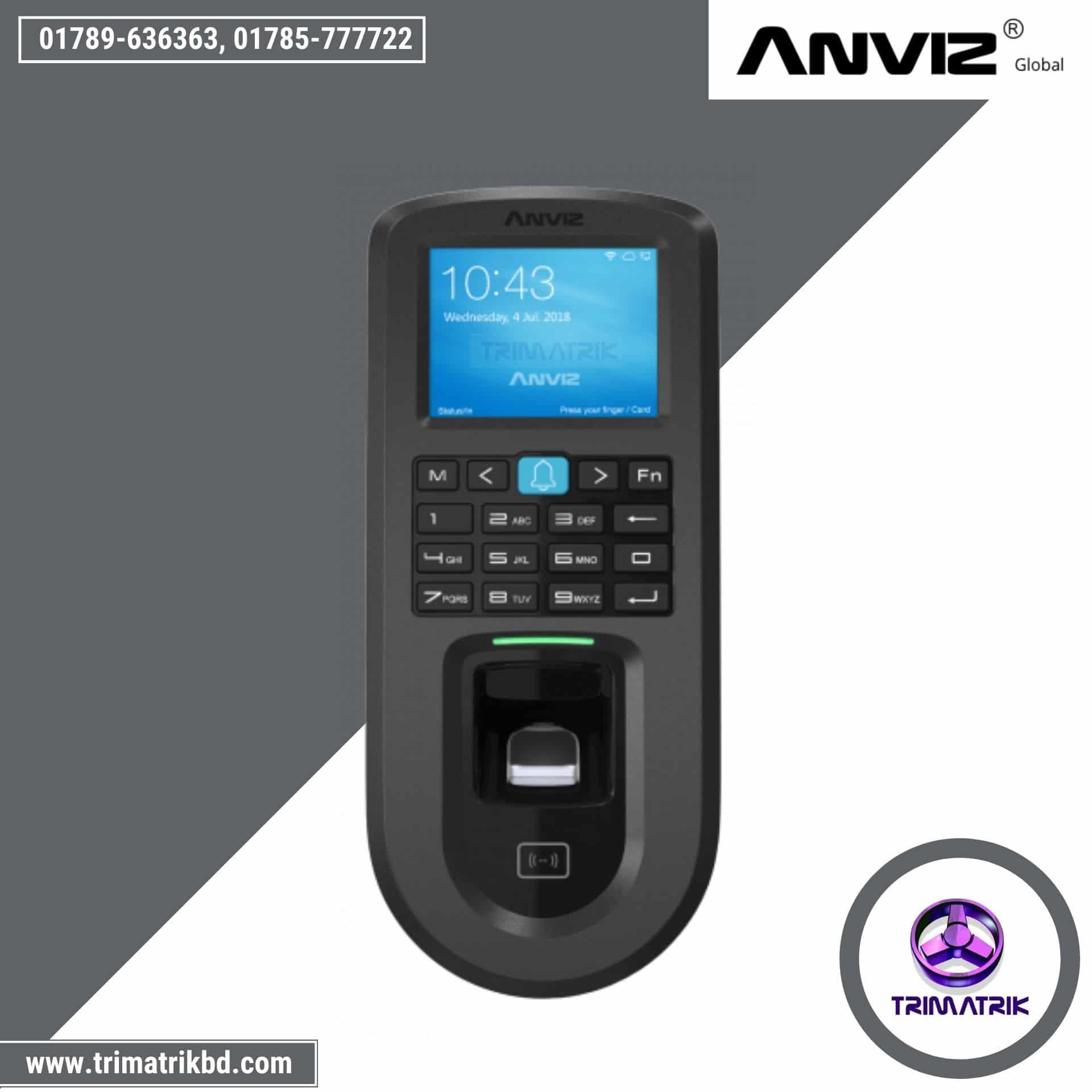 Anviz VF30 Pro Price in Bangladesh