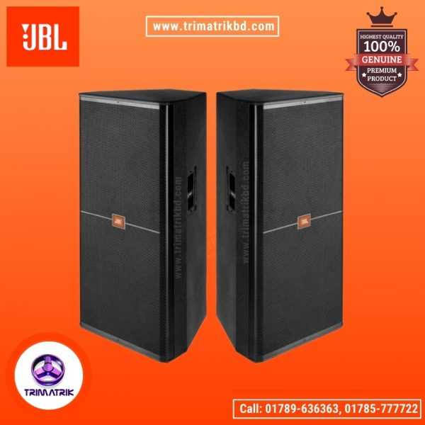 "SRX725 Dual 15"" High-Power Two-Way Loudspeaker"