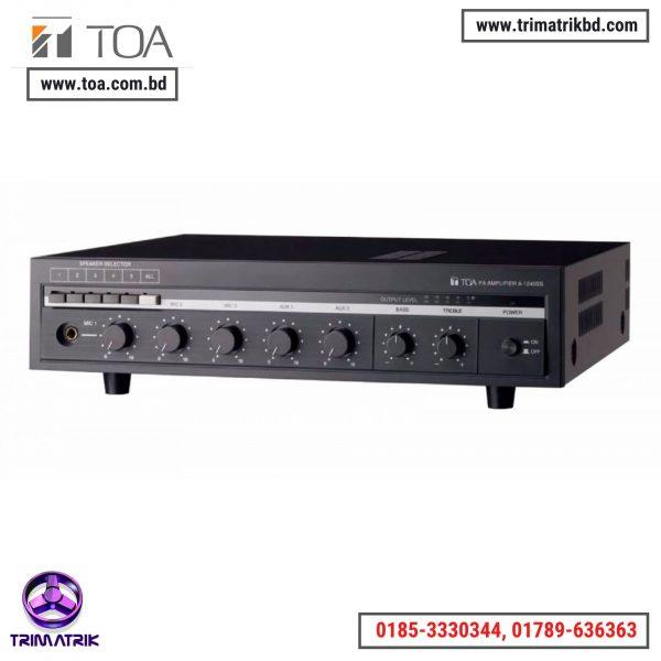 TOA A-1360SS Price in Bangladesh, TRIMATRIK MULTIMEDIA
