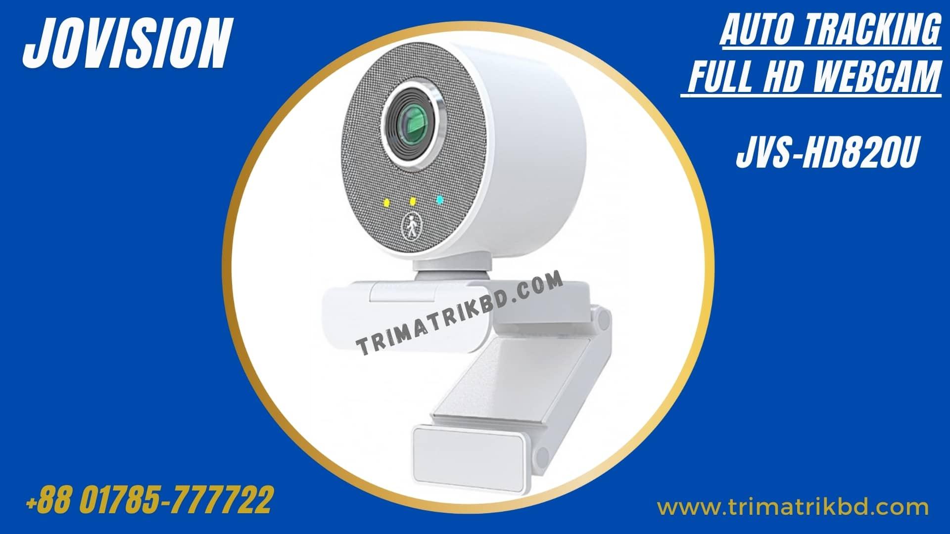 Jovision JVS-HD820U Ai Smart Auto Tracking USB Web Camera