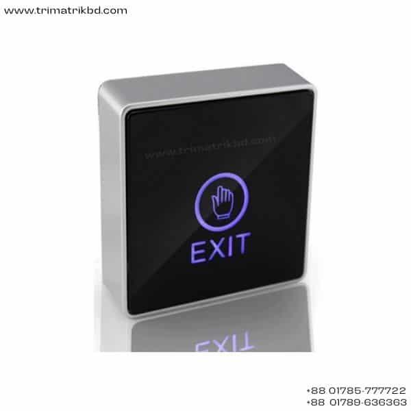 Touch Door Exit Button Switch, TRIMATRIK MULTIMEDIA